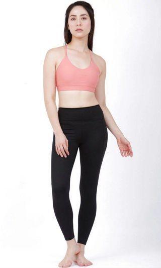 Vivre Activewear Simplicity Active Sports Bra