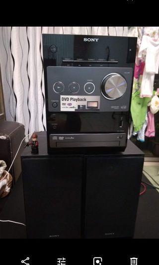 SONY RADIO HOME ENTERTAINMENT