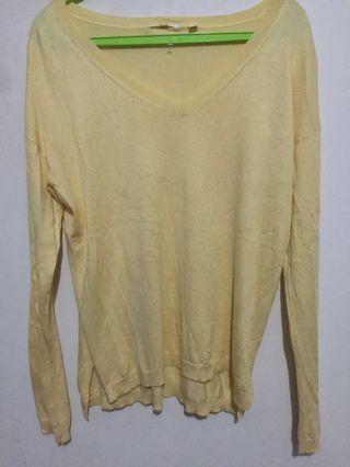 Uniqlo Sweater Rajut