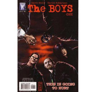 THE BOYS #1 (2006) 1st issue! 1st Appearance Amazon TV Show #ENDGAMEyourEXCESS