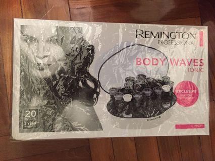 全新 離子捲髮器 Remington Body Waves Ionic