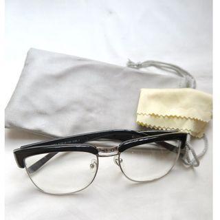 IANNIAO half frame eyewear eyeglasses( moscot, gentle monster,ray ban,oliver peoples,mykita)