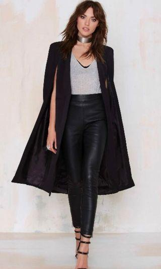 Lavish Alice - On The Fly Cape Jacket