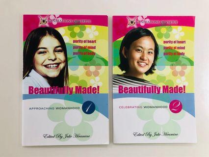 Christian books for Girls - Beautifully Made