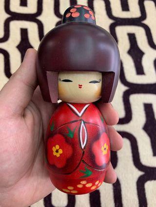Japanese wooden art