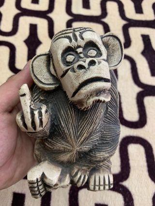 WTF monkey!