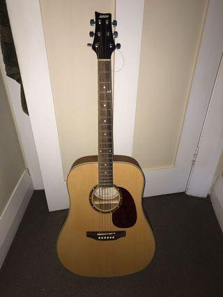 Ashton acoustic guitar
