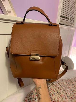Forever 21 backpack purse