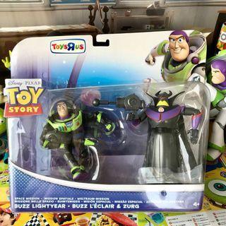 稀有 玩具總動員 札克 巴斯光年 大魔王 toystory 迪士尼 皮克斯 日本帶回 disney 太空系列 太空人