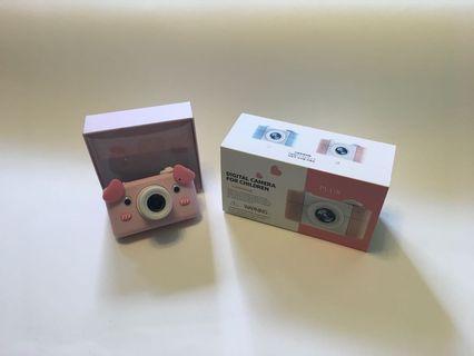 兒童相機 digital camera (送8gb卡)