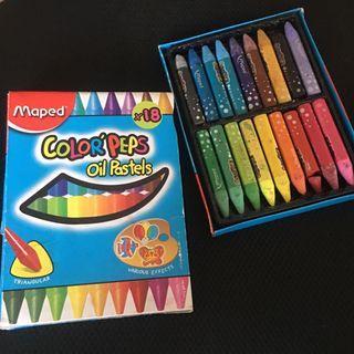 ColorPeps Oil Pastels