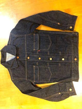 Unbranded 15oz Denim Jacket Size 38