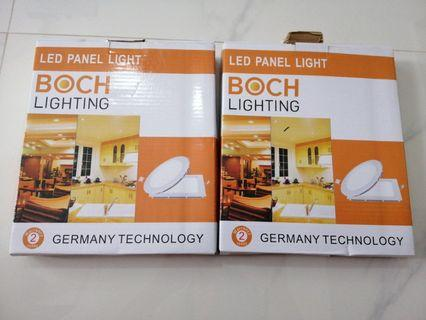 🚚 Boch Led panel light