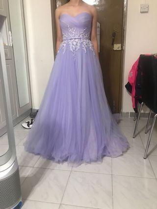 Pre wedding裙/ 晚裝
