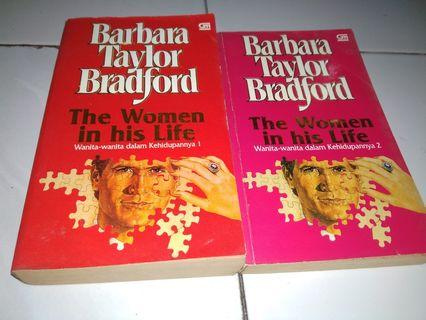 Novel Barbara Taylor Bradford The Women In His Life
