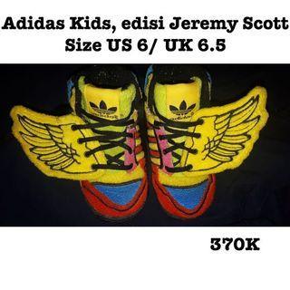 Sepatu Anak Adidas, Edisi Jeremy Scott