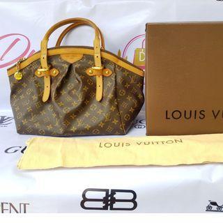 Authentic Louis Vuitton Tivoli gm monogram