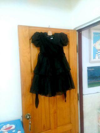 🚚 氣質黑洋裝