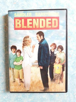 Blended DVD family comedy Drew Barrymore