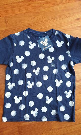 Uniqlo x Mickey Mouse T-shirt brand new