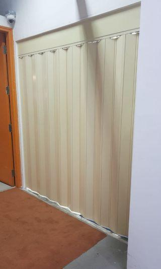 PVC Multi Folding Partition Door