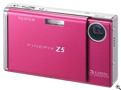 Fujifilm Finepix Z5fd富士數碼相機
