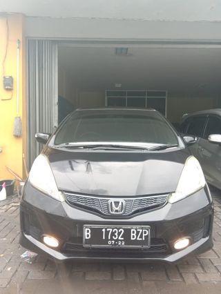 Honda jazz RS AT 2012