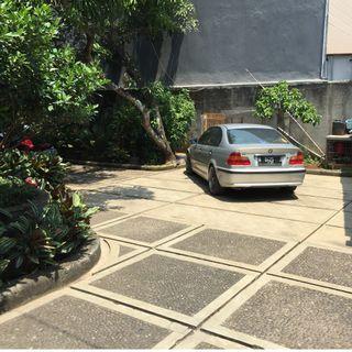 Rumah Bergaya Bali 2000m2 Di Ciater BSD TangSel