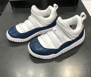 Jordan 11復刻小童波鞋