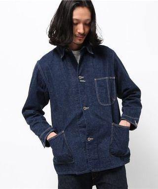 Orslow 40s coverall 日本製
