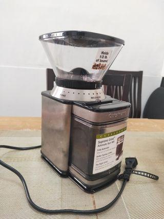 🚚 Cuisinart專業咖啡研磨器