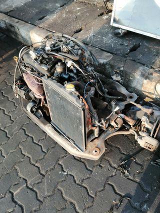 Enjin 660 gear box manual