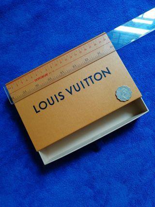 LV 抽屜式紙盒+紙袋