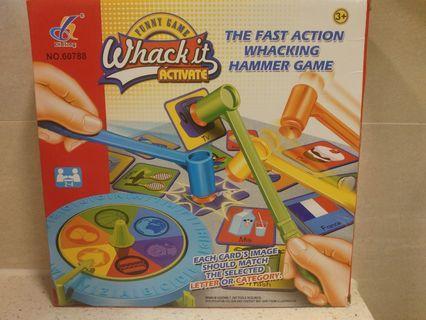 Whacking Hammer Game