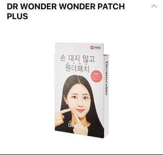(包郵)Dr Wonder 暗瘡貼