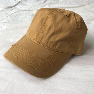 🚚 復古黃色棒球帽