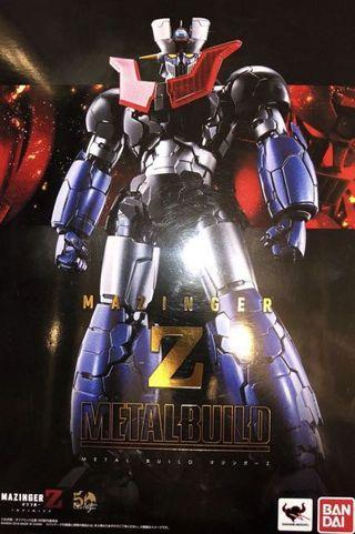 BANDAI METAL BUILD 鐵甲萬能俠 MAZINGER Z INFINITY 超合金 魔神 合金 兜甲兒 機戰