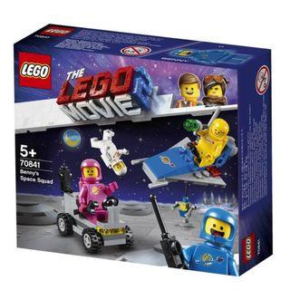 LEGO THE LEGO MOVIE 2 Benny's Space Squad 70841 #2