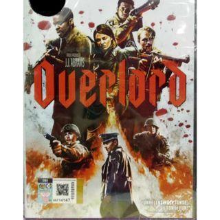 English Movie Overlord DVD