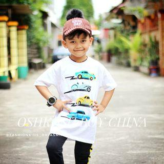 KAOS OSHKOSH BOY CHINA KIDS