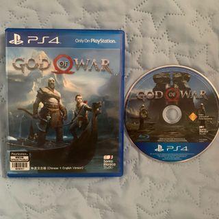 PS4 Game God of War 戰䄂