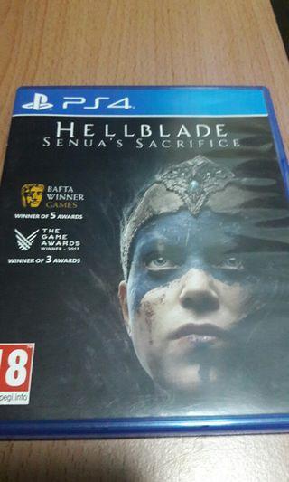 PS4 中英文版 Hellblade: Senua's Sacrifice