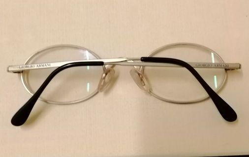 GA glasses frame.