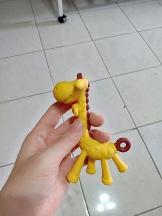 Reprice Preloved Teether Giraffe merk ANGE