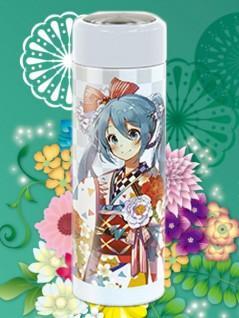 Hatsune Miku Stainless Bottle