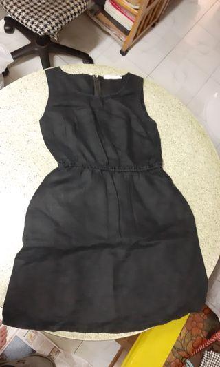 二手 黑色 連身裙