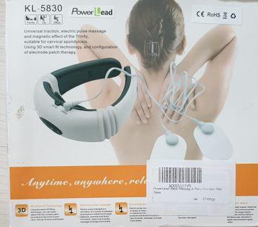 Neck massager KL-5830