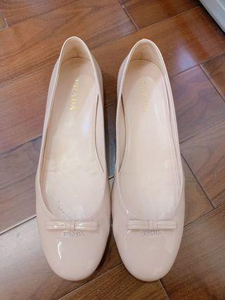 減價 Prada 平底鞋 40碼