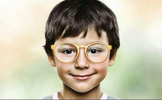 兒童近視控制鏡片     Hoya