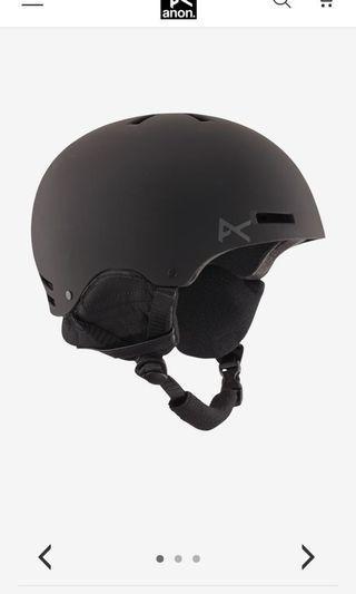 Burton Men's Anon Raider Helmet